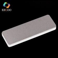 EECOO Ceramic Diamond Knife Sharpener Double Sided Fine Coarse Sharpening Stone Kitchen Knives Chisel Scissors Razor Whetstone
