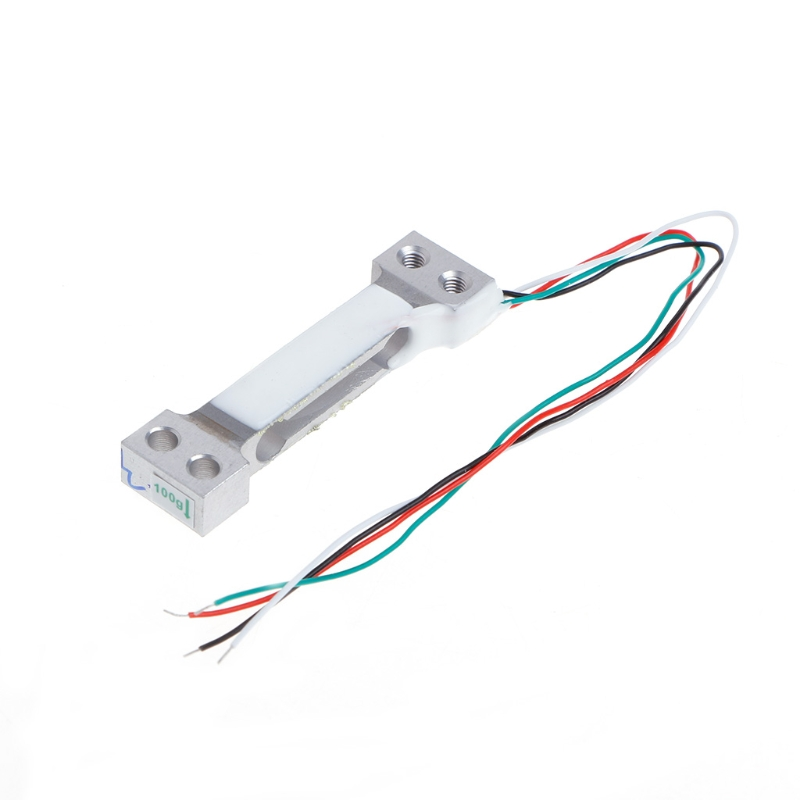 цена 100g Range Aluminum Alloy Small Scale High Precision Weighing Sensor Load #Aug.26