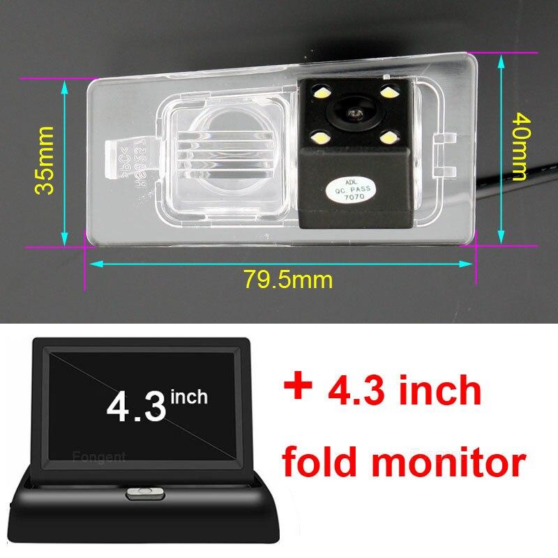 For Hyundai Elantra 2012 2013 2014 2015 2016 2017 Kia Cerato Car Reverse Parking Rear View Parking Wireless Kit Camera Monitors
