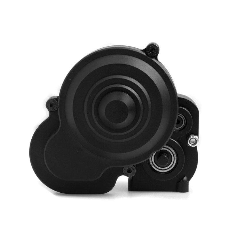 1 PC 1/10 RC Crawler SCX10 Metall Aluminium Übertragung/Center Getriebe für 1/10 Axial SCX10 Getriebe Box Schwarz-in Teile & Zubehör aus Spielzeug und Hobbys bei  Gruppe 1