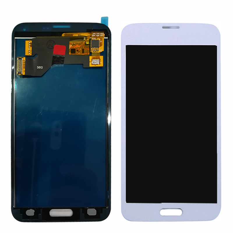 <font><b>G900</b></font> LCD Compatible for Samsung <font><b>Galaxy</b></font> <font><b>S5</b></font> <font><b>G900</b></font> G900F LCD <font><b>Display</b></font> Digitizer Touch Screen Assembly <font><b>SM</b></font>-<font><b>G900</b></font> <font><b>SM</b></font>-G900F LCD image