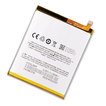 20pcs/lot 3000mAh BA612 Battery ForMeizu 5S M5S M612Q M612M Mobile Phone High Quality Battery