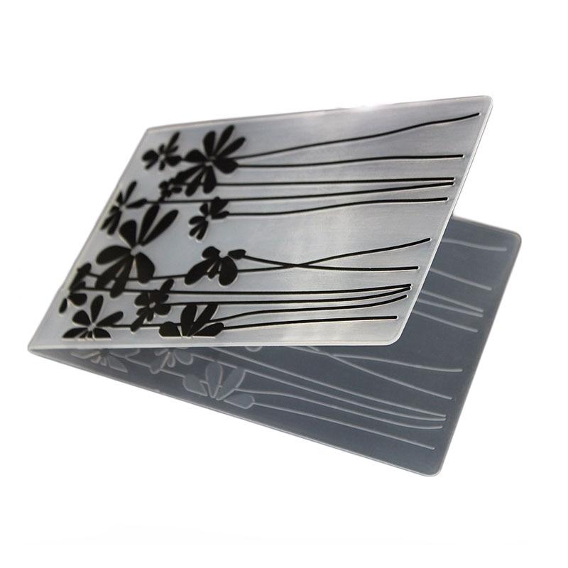 DIY Scrapbooking Cvetje Dandelion Embossing Datoteke Predloge kartic - Umetnost, obrt in šivanje - Fotografija 2