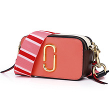 Ladies Luxury Mini Handbag Split Leather Women Wide Strap Shoulder Bag Messenger Bag Designer Bags Famous Brand Women Bags 2018