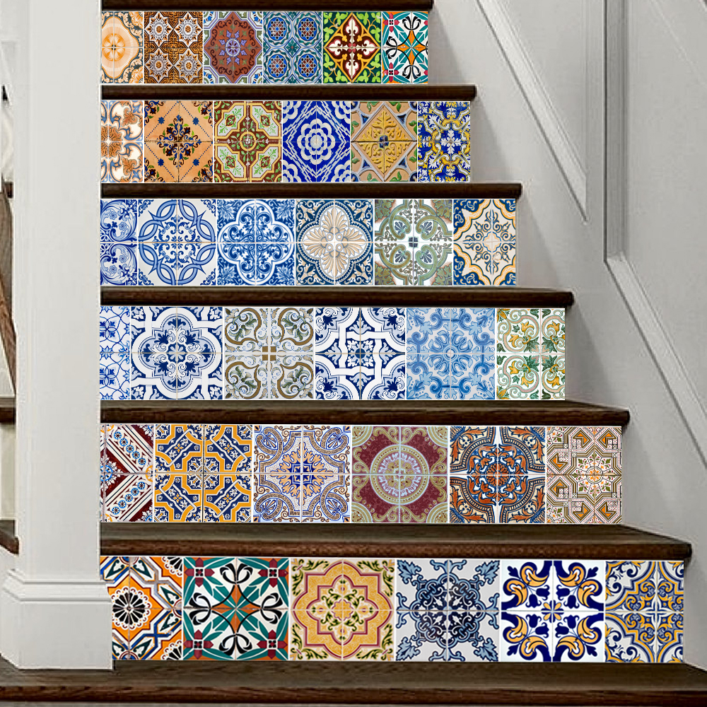 Tile Decor Store: Aliexpress.com : Buy Funlife 6pc/lot DIY Turkish Vines