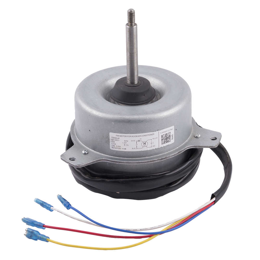 YDK31 6 Single phase asynchronous motor for air conditioner ... on