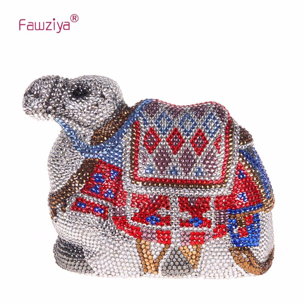 Fawziya Crystals Camel Clutch Purses For Womens Evening Bags For Girls