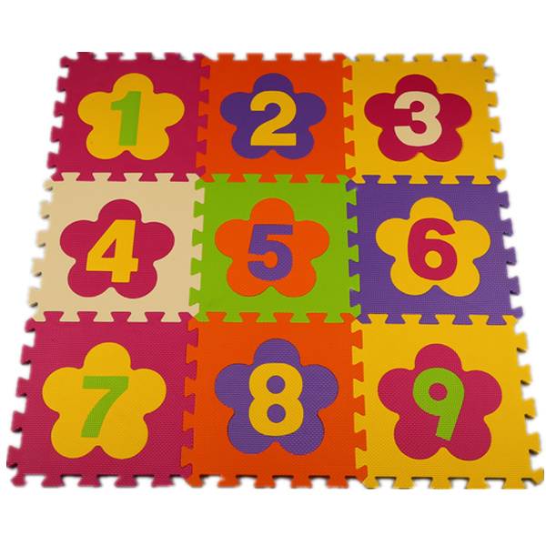 Kids Baby Play Mat Puzzle Mats Flower Playing Carpet Childrenu0027s Developing Crawling Rugs Babies Number