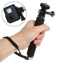 Ręczny Selfie Stick regulowany teleskopowy aparat Monopod dla GoPro Hero 6/5
