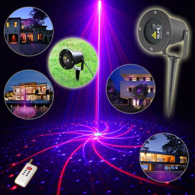 SUNY Outdoor RB Laser Verlichting Landschap Projector ...