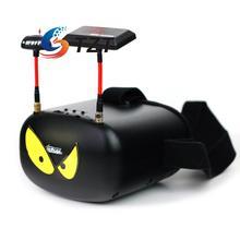 UFOFPV X3 FPV Goggle Очки Видео 5.8 Г 40CH 5 «800×480 HD Экран с 2 шт. Антенны