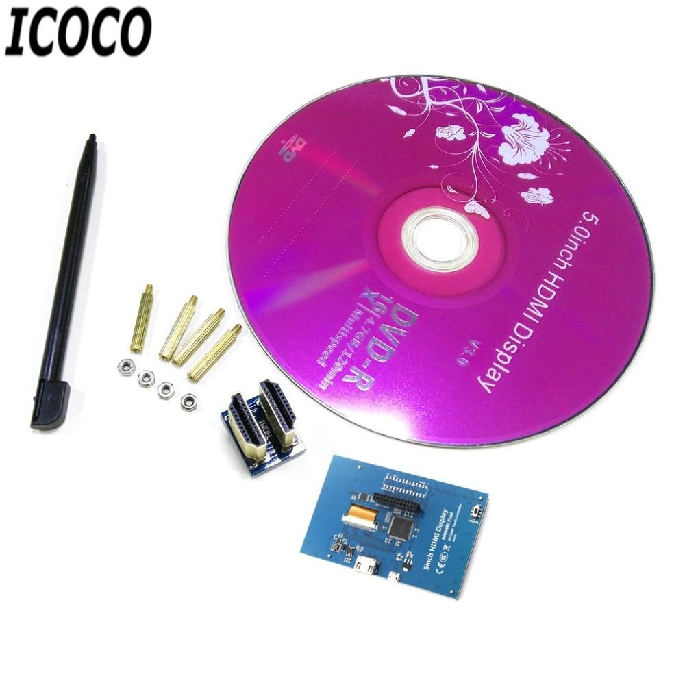 Moruq Pi XPT2046 isti satış üçün ICOCO Yeni Gəliş Yüksək - LED işıqlandırma - Fotoqrafiya 6