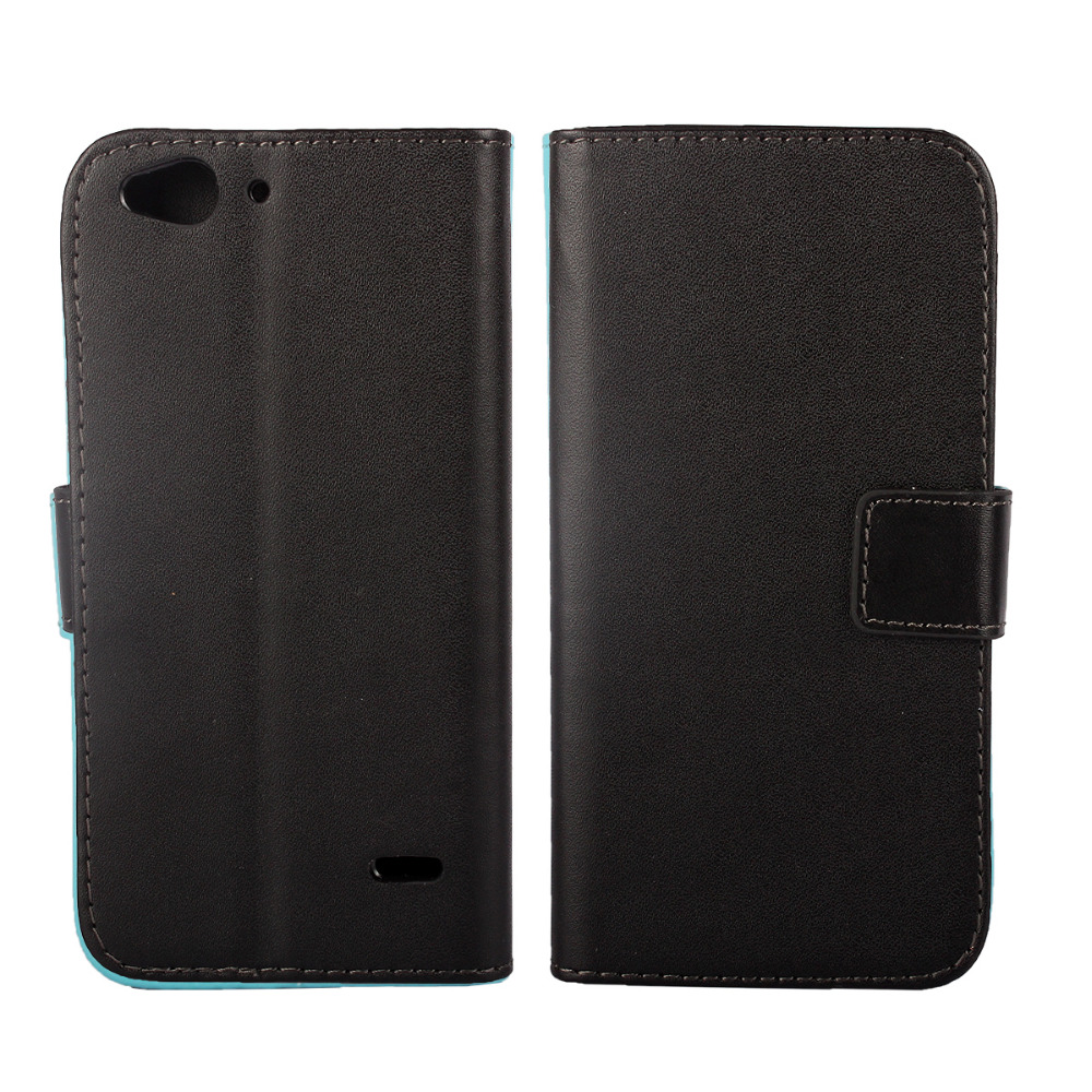 dae3d2095ccb Cas Pour ZTE Blade S6 Q5-T Coque Flip En Cuir Couverture Fundas Capa  Téléphone portable SmartPhone Cas Etui Portefeuille Accessoire Sacs