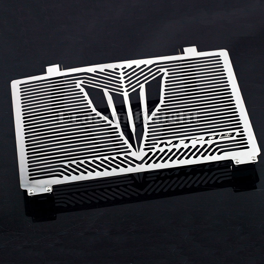 For YAMAHA MT-09 MT09 Tracer FJ-09 Motorcycle Accessories Radiator Grille Guard Cover Protector Fuel Tank Protection Net motorcycle radiator protective cover grill guard grille protector for kawasaki z1000sx ninja 1000 2011 2012 2013 2014 2015 2016