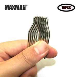 MAXMAN 10 Pieces soldering tip