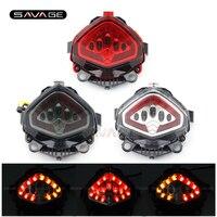 LED Tail Brake Light Turn Signal For HONDA CB500F CBR500R CB500X CB400X CBR400R 2013 2015 14 Motorcycle Integrated Blinker Lamp