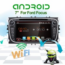 Android 6.0 Quad Core Car DVD Player GPS For FORD Mondeo S-MAX Connect FOCUS 2 2008 2009 2010 2011