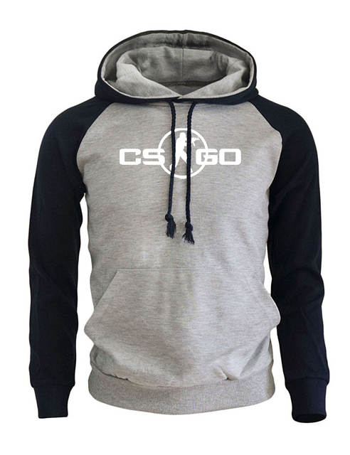 US $12 67 27% OFF|CS GO Game Cosplay Print Hoodies Fashion Streetwear 2019  New Arrival Spring Sweatshirt For Men Harajuku Hip Hop Punk Pullover-in