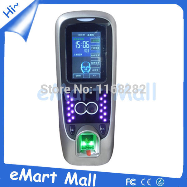 Touch Screen Keypad Face Access Control MultiBio700/iface700 with Rfid function