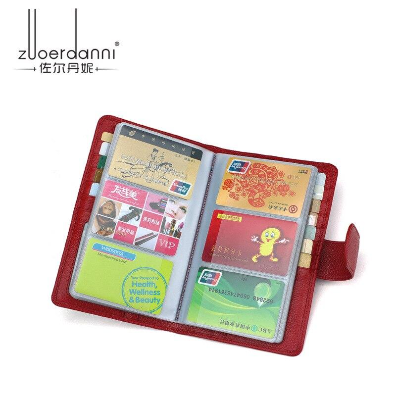 Cuir véritable femme porte-carte femmes étui pour cartes de crédit cartes d'identité sac portefeuille qualité cuir de vache hommes porte-cartes unisexe