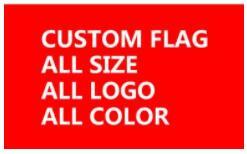 Custom gift flag 120X240cm Banner Flag 4X8FT double side flag home decoration Custom flag banner