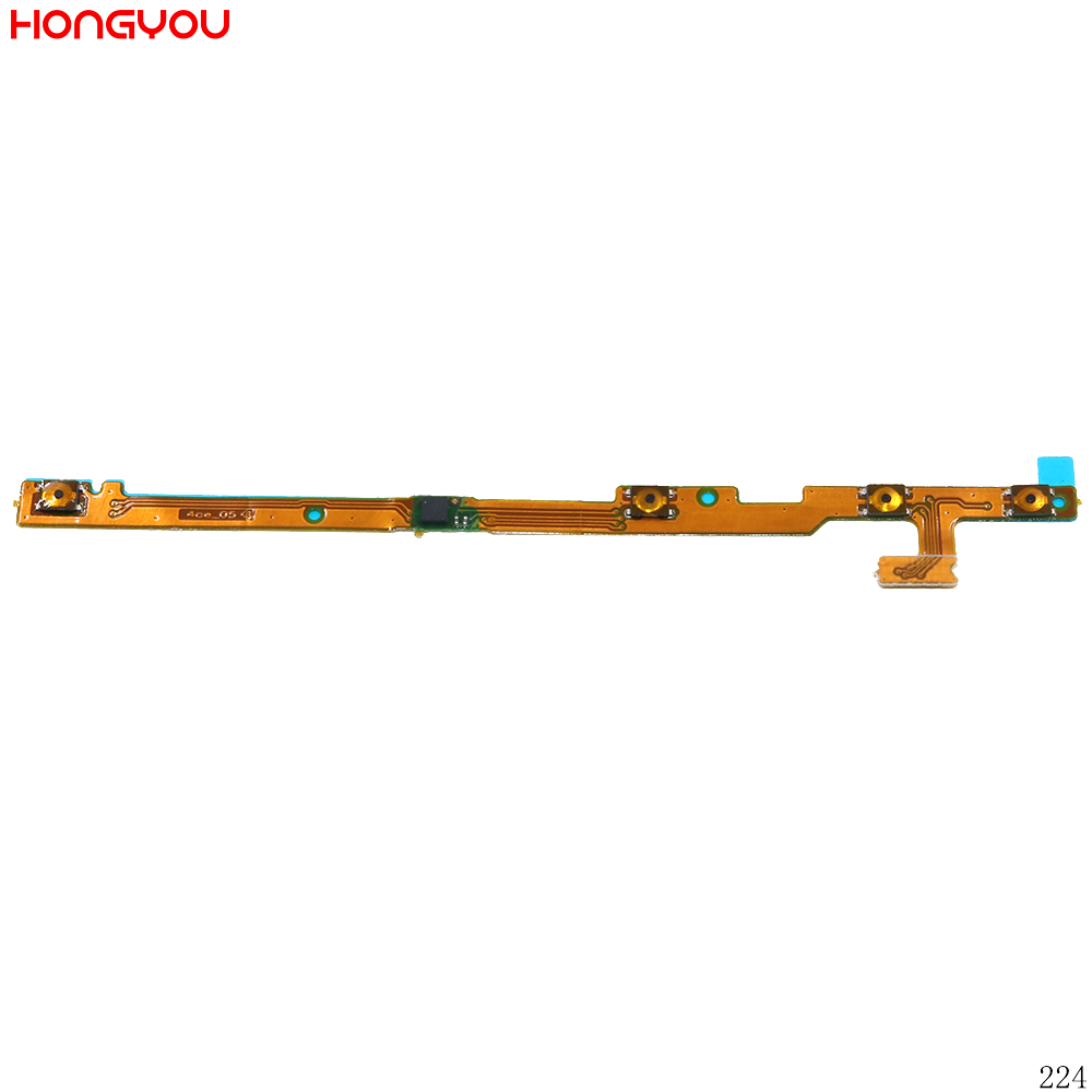 Power Button Switch Volume Button Mute On / Off Flex Cable For Nokia Lumia 720 N720