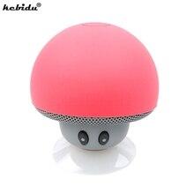Stereo Speaker Mushroom Xiaomi Waterproof Wireless Music-Player iPhone Portable Bluetooth