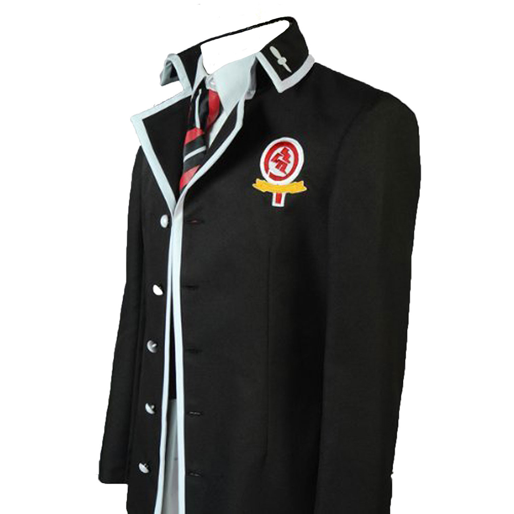 Brdwn Blue Exorcist Unisex Okumura Rin Okumura Yukio Suits School Uniforms Cosplay Costumes tops pants shirt tie in Anime Costumes from Novelty Special Use
