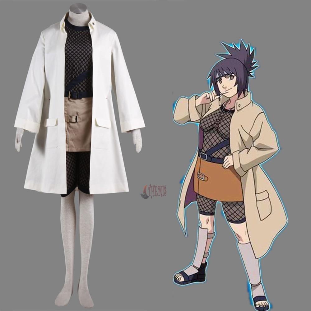 Athemis Anime   Naruto Mitarashi Anko Cosplay costume and cosplay clothes custom made