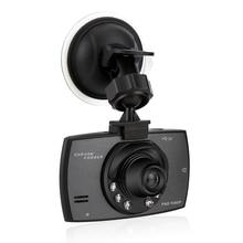 Geartronics G30 Coche DVR Cámara Full HD 1080 P 140 Grados Dashcam Vídeo Registradores para Coches de Visión Nocturna G-sensor Sensor Dash Cam
