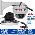 Waterdichte 5MP HD AHD CVI TVI Analoge 4 in 1 Smart Mini dome ptz Camera met 4x zoom 50 m nachtzicht freeship