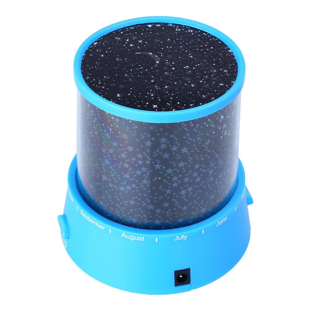 Four seasons star projector lamp - Led Night Light Projector Musical Roating Sky Star Master Scene Bedroom Lamp China Mainland