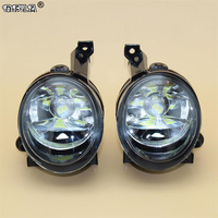 Car LED Light For VW Caddy 2003 2004 2005 2006 2007 2008 Car Styling Front Bumper