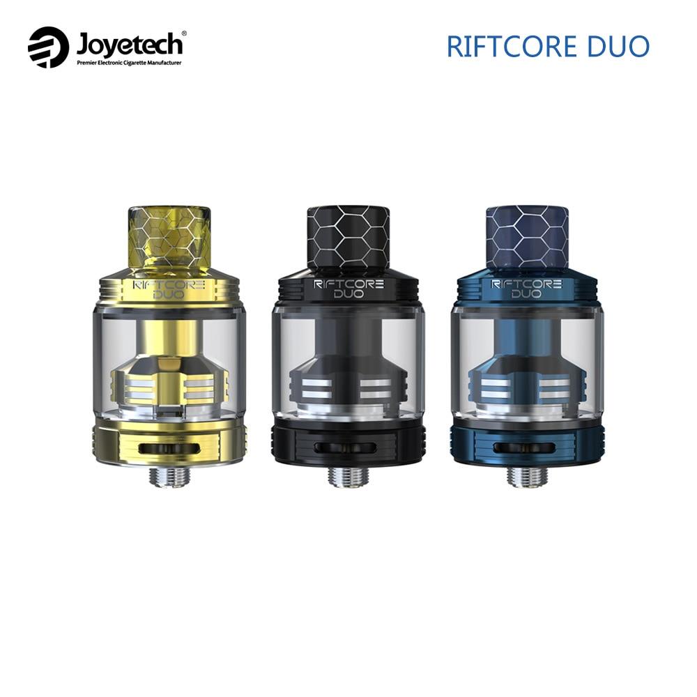 Originale Joyetech RIFTCORE DUO Atomizzatore Coil-meno 3.5 ml Sigaretta Elettronica Atomizzatore Vape Serbatoio di Auto-pulizia Coilless E cig
