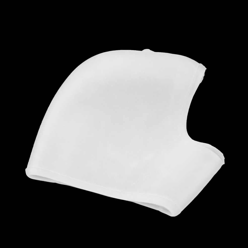 1 Supporto della caviglia Tacco Tacco Molle Del Silicone Gel Idratante Calzino Anti-slip Manutenzione Incrinato Protezioni Del Piede Cura Della Pelle del piede cura