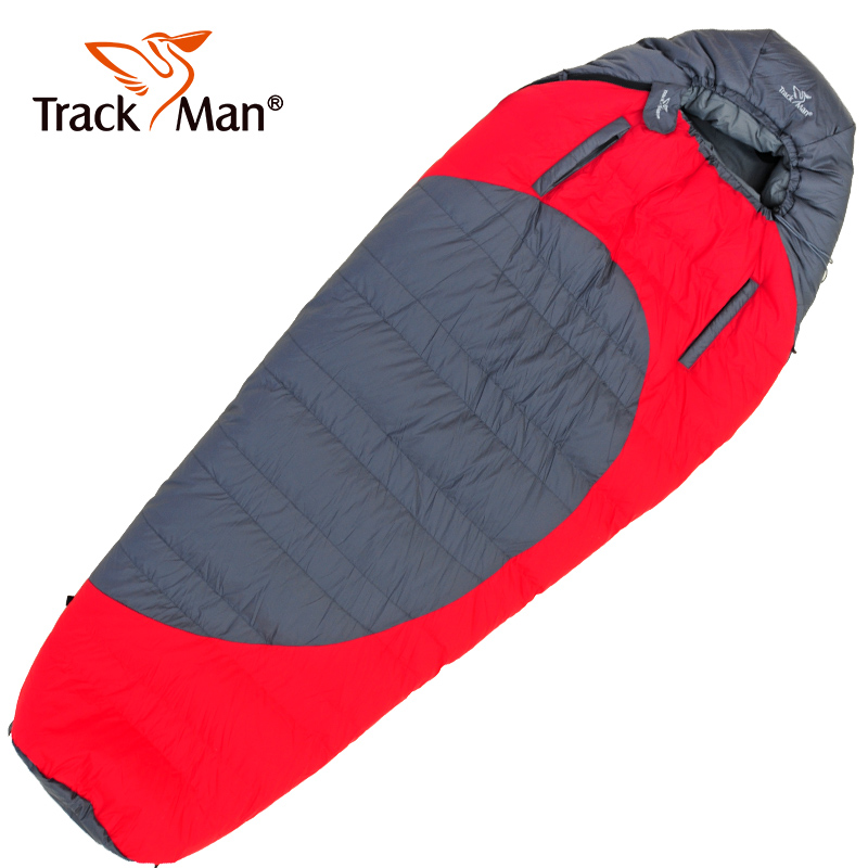 Trackman Outdoor Hiking Camping Equipment Envelope Warm Duck Down Sleeping Bag Ultralight Water Compression Bag TM3402Trackman Outdoor Hiking Camping Equipment Envelope Warm Duck Down Sleeping Bag Ultralight Water Compression Bag TM3402