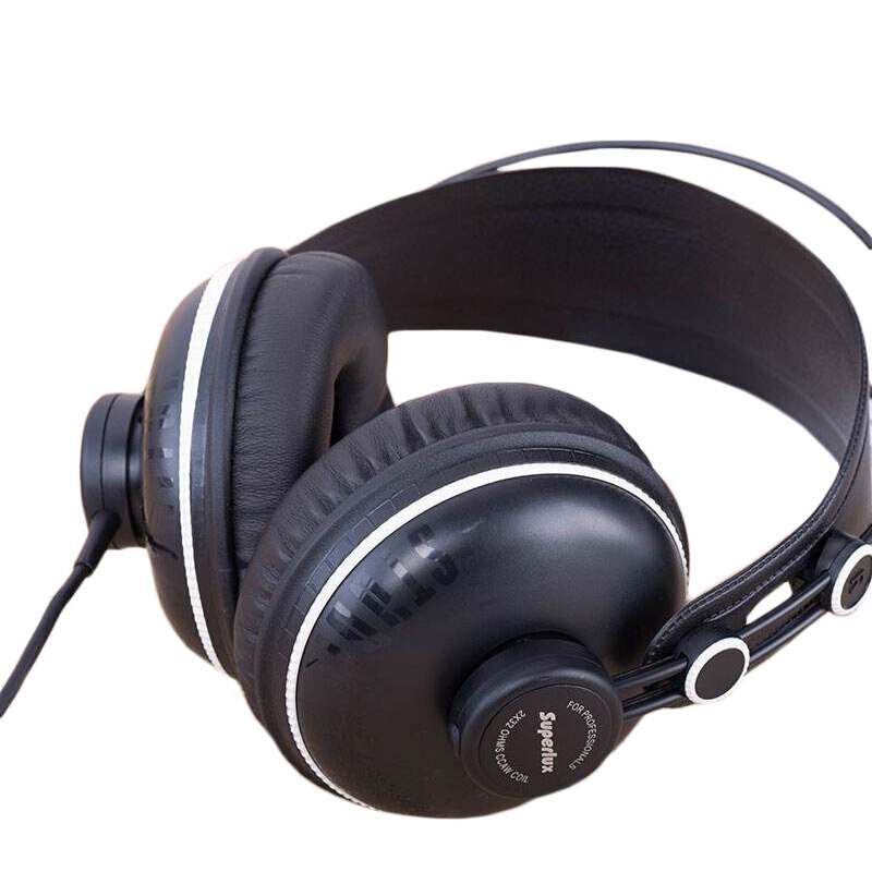 HD662B Professional monitor Headphones Closed Dynamic Over ear DJ Music monitoring headphone Full close Deep Bass headset все цены
