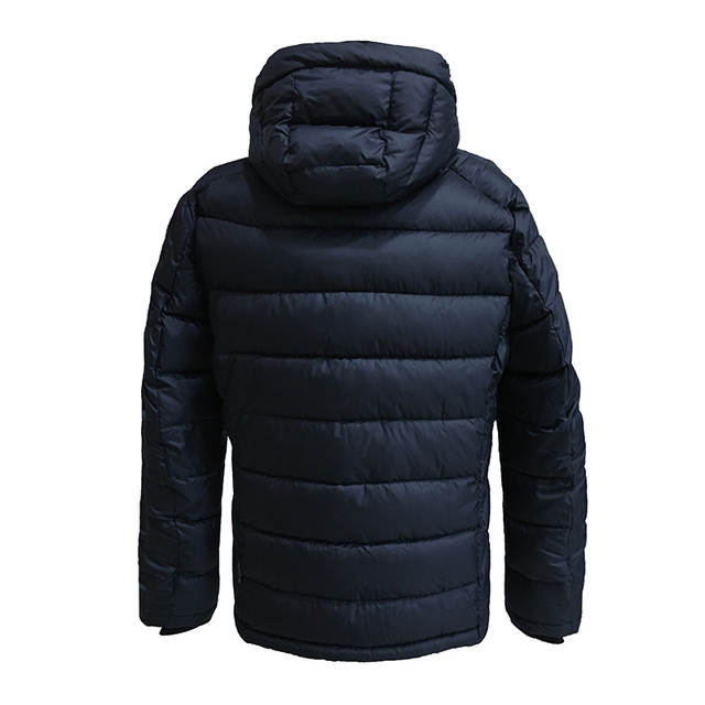 4e2fad198c17 2019 New Winter Jacket Men Polyester Padded Jackets Puffer Jacket Bio based  Cotton Hooded Warm Winter Coat Men Russian Size-in Parkas from Men's  Clothing on ...