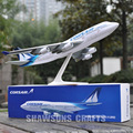 AIRCRAFT MODELS 1:200 PLANE BOEING B747-400 AIRLINER CORSAIR REPLICA