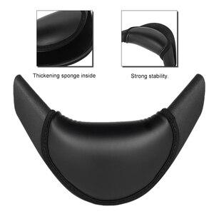 Image 5 - Travesseiro de descanso para o pescoço, almofada de silicone macia para descanso do pescoço, para salão de beleza, shampoo, lavatório de cabelo