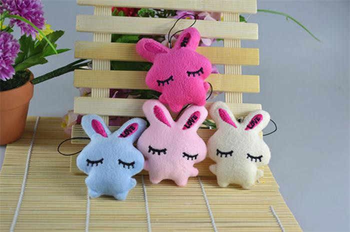 1 adet yavru çocuklar oyuncak Kawaii simülasyon hayvan bebek doğum günü hediyesi kızlar kızlar için sevimli dolması peluş oyuncak