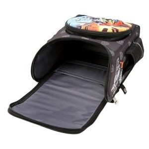 Image 5 - Wzór samolotu szkolny plecak dla chłopców Cartoon tornister dla dzieci plecaki ortopedyczne podstawowy Mochila Infantil klasa 1 3