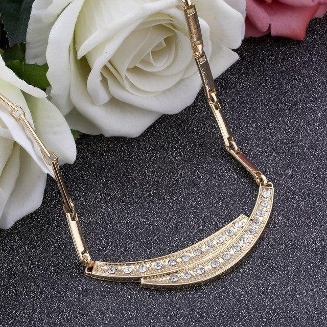 Zoshi conjuntos de jóias feminino indiano africano conjunto de jóias preço incrível casamento para noivas dubai conjuntos de jóias de ouro 6