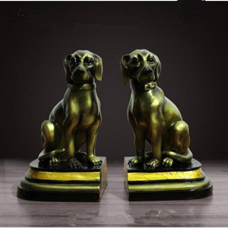 Tête et chien de cheval rétro créatif, décorations d'étude, affichage de bureau à la maison, cadeau d'anniversaire