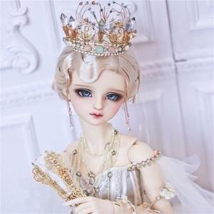 Image 1 - OUENEIFS bjd sd dolls  Suigintou 1/3 model  girls boys eyes High Quality toys  shop resin