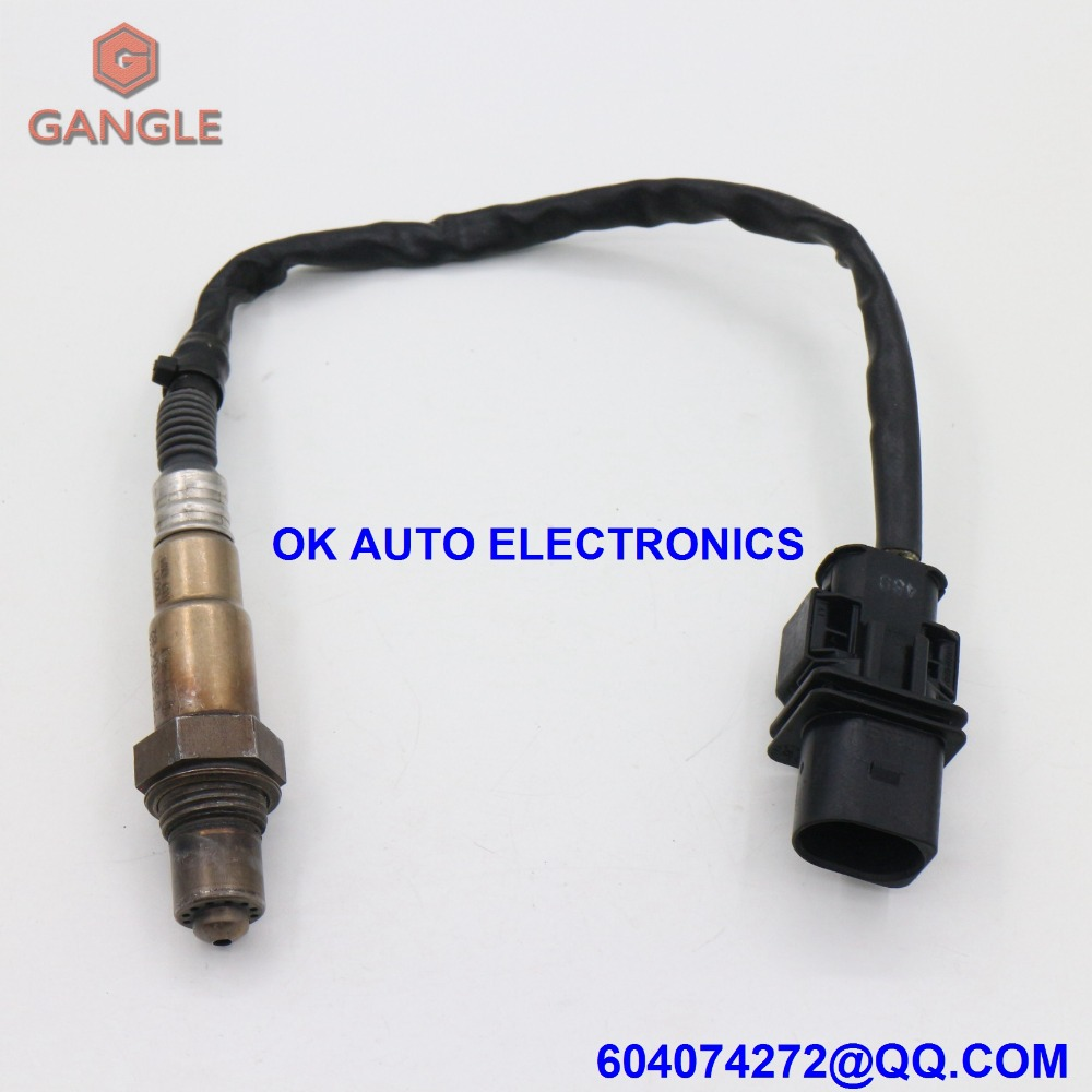 Oxygen sensor lambda air fuel ratio o2 sensor for audi vw seat 0281004182 8r0906262