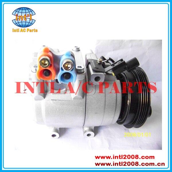 977701-17000 97701-2D000 97701-2C000 97770117000 977012D000 977012C000 HCC HS15 HS-15 auto ac compressor for Hyundai Matrix Getz
