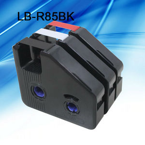 Image 3 - 10 Teile/los farbbandkassette LB R85BK schwarz für kabel ID drucker elektronische schriftzug rohr drucker BEE200 und BEE200/PC
