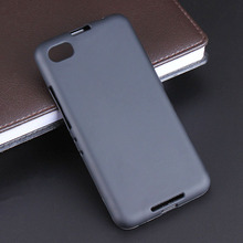 Black Gel TPU Slim Soft Anti Skiding Case Back Cover for Blackberry Z30  Mobile Phone Rubber silicone Bag Coque Fundas
