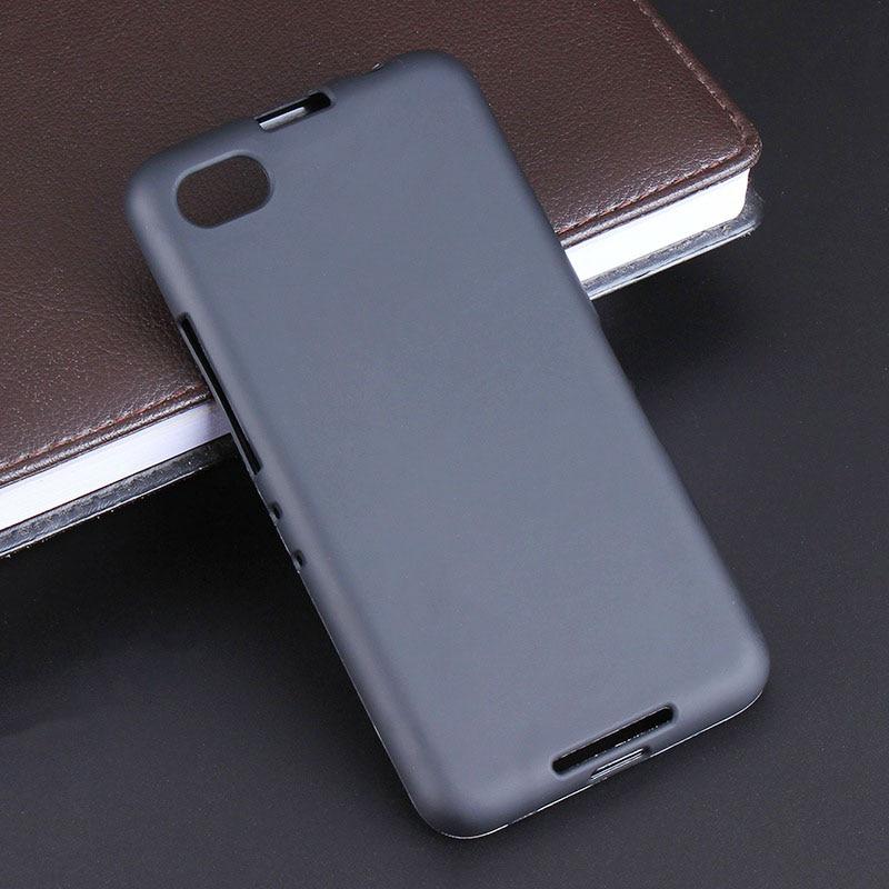 Black Gel TPU Slim Soft Anti Skiding Case Back Cover for Blackberry Z30 Mobile Phone Rubber silicone Bag Coque Fundas